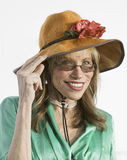Carly Simon Stock Photo