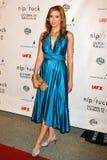 Carly Steele at the Nip-Tuck Season 5 Premiere Screening. Paramount Studios, Hollywood, CA. 10-20-07 Royalty Free Stock Photos
