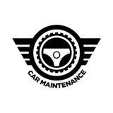 Carmaintenance Logo Template Photos stock