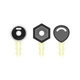 Carmaintenance Logo Template Photographie stock libre de droits