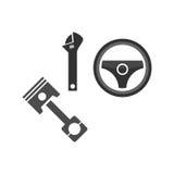 Carmaintenance Logo Template Images stock