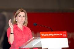 Carme Chacon, Barcelona, Spain Royalty Free Stock Photo