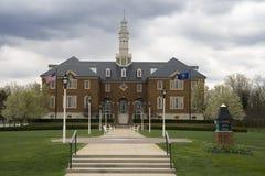 carmel市政厅 库存图片