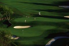 Carmel谷大农场高尔夫球 免版税库存照片