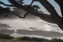 Carmel---море Стоковые Фото