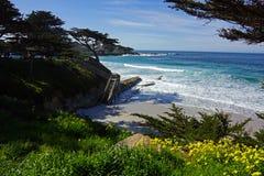 Carmel Beach Royalty Free Stock Image