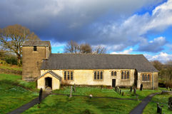 Cartmel Fell Church, Cumbria Royalty Free Stock Images
