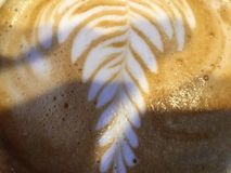 A Carmel Latte Stock Photos