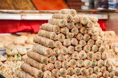 Carmel Market Stockbild
