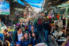 Carmel Market fotografía de archivo libre de regalías