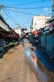 Carmel Market en Tel Aviv Fotografía de archivo libre de regalías