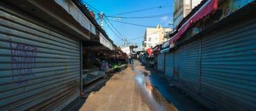 Carmel Market en Tel Aviv Fotos de archivo libres de regalías