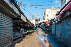 Carmel Market in Tel Aviv Stock Image