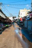 Carmel Market in Tel Aviv Royalty Free Stock Photography
