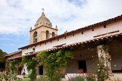 Carmel Mission Stock Photography