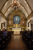 Carmel Mission Basilica, Carmel-by-the-Sea Stock Photography