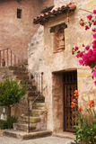 Carmel Mission in Spring Royalty Free Stock Photos