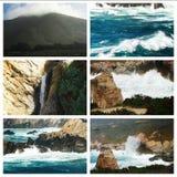 Carmel morze Fotografia Stock