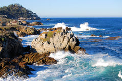Carmel par la mer Photo stock