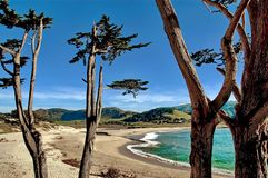 Carmel Point Stockfoto