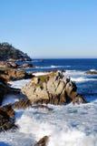Carmel por el mar Fotos de archivo