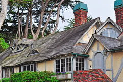 Carmel by the Sea, California, United States of America, Usa Royalty Free Stock Image