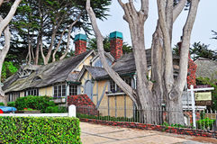 Carmel by the Sea, California, United States of America, Usa Royalty Free Stock Photography