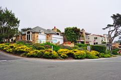 Carmel by the Sea, California, United States of America, Usa Royalty Free Stock Photos