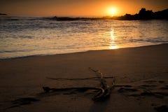 Carmel Sunset fotos de archivo