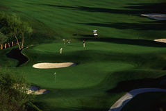 Carmel Valley Ranch Golf Royalty Free Stock Photo