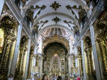 Carmelitas Church in Porto Royalty Free Stock Photos