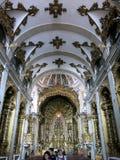 Carmelitas Church in Porto Royalty Free Stock Images