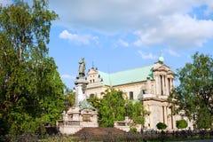 carmelite церковь Стоковые Изображения RF
