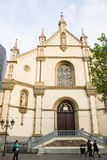 Carmelite Church, Brussels, Belgium Stock Photo