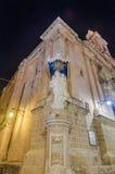 Carmelite Church in Mdina, Malta Royalty Free Stock Image