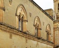 Carmelite church in Mdina  Malta.  Royalty Free Stock Photo