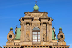 Carmelite Church in Warsaw Royalty Free Stock Images