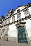 Carmelite complex, important example of Brazilian baroque style Royalty Free Stock Images