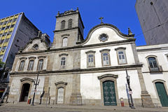 Carmelite complex, important example of Brazilian baroque style Stock Photography