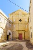 Carmelite Monastery, Haifa Royalty Free Stock Photo