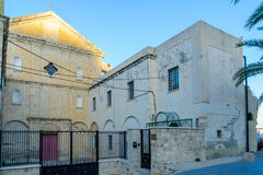 Carmelite Monastery, Haifa Royalty Free Stock Photography