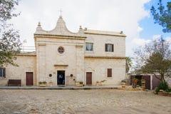 Carmelite Muhraka Monastery Royalty Free Stock Image