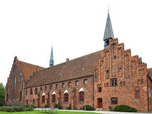 Carmelite Priory, Helsingoer Royalty Free Stock Photos