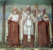 Carmelite Saints fotografering för bildbyråer