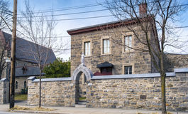 Carmelites monastic convent Royalty Free Stock Photo