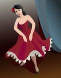 Carmen stock de ilustración
