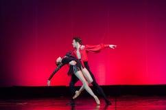 Carmen apartamentu balet Obrazy Royalty Free