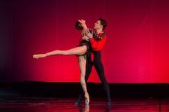 Carmen apartamentu balet Zdjęcie Royalty Free