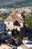 Carmen church, Antequera. Stock Photos