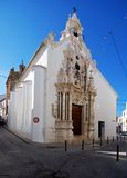 Carmen church, Estepa, Spain. Stock Image